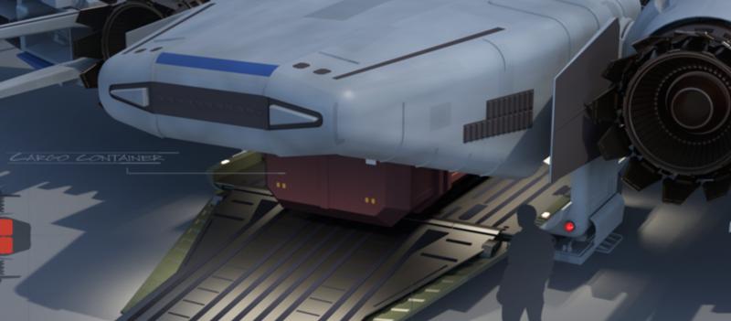 Reliant Cargo