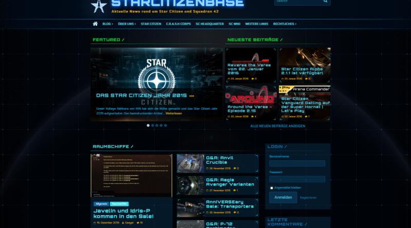StarCitizenBase 2.0