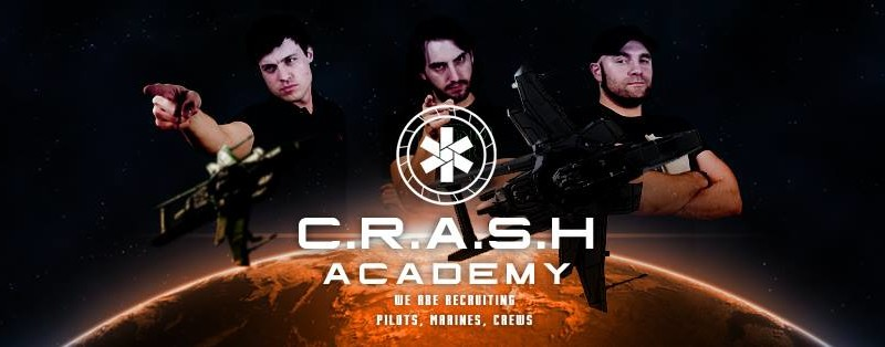 Crash Academy Header