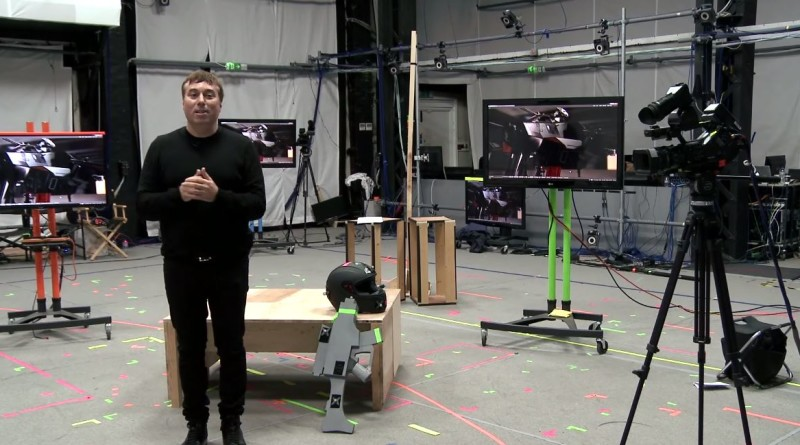 Motion Capture Shooting - Chris Roberts