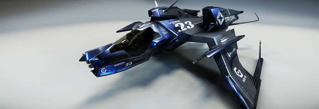 Consolidated Outland Mustang Gamma