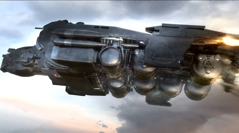 MISC Starfarer Gemini