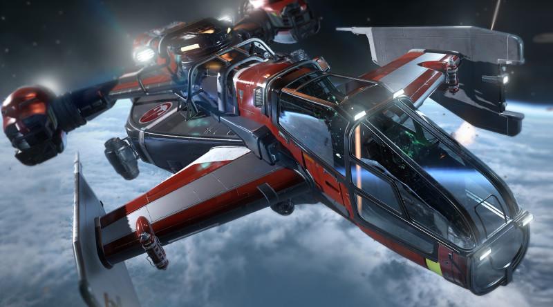 Drake Interplanetary Cutlass Red