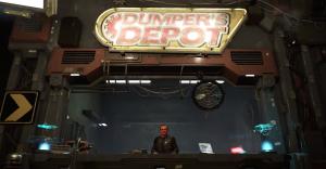 Dumper's Depot / Store / Laden