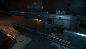 Klaus und Werner Sniper Rifle Minor Deterioration / FPS / Star Marine