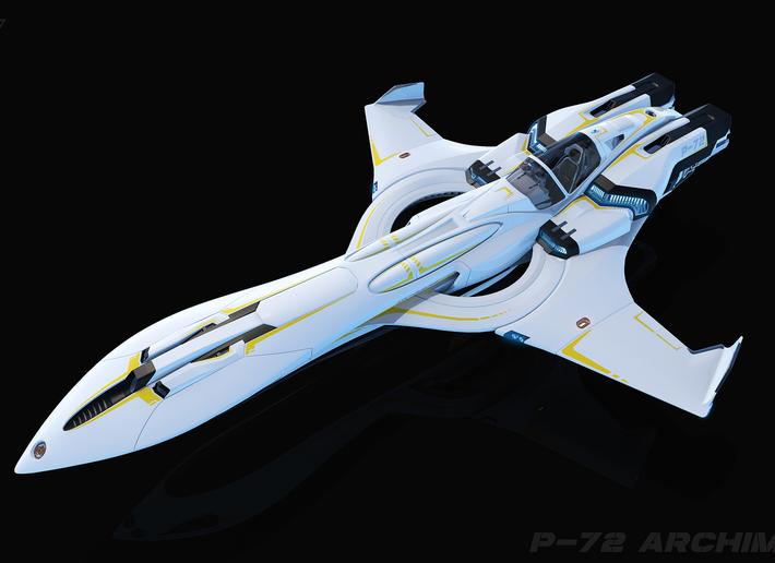 KRUGER / P-72 Archimedes