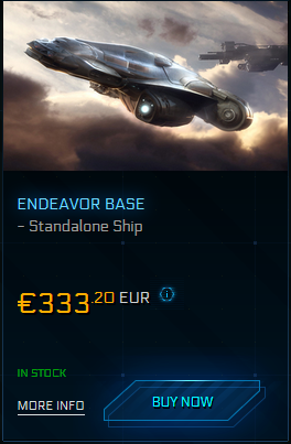 EndeavorBaseSale