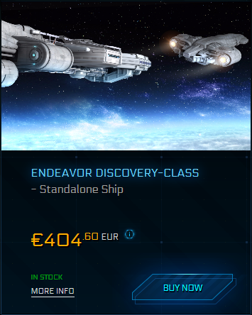 EndeavorDiscoverySale