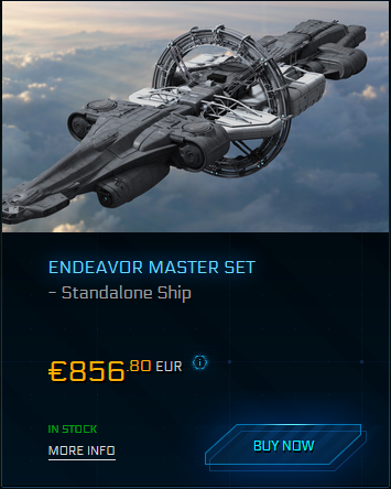 EndeavorMasterSetSale