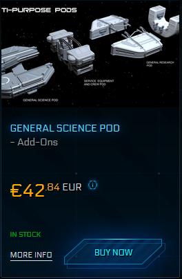 GeneralSciencePodSale