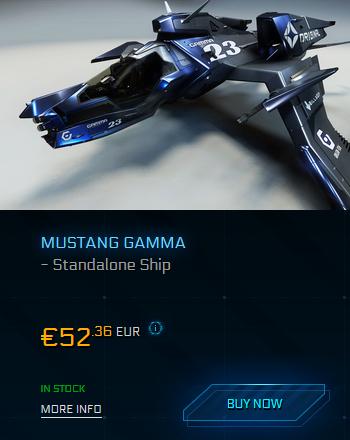 MustangGammeSale