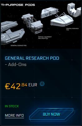ResearchPodSale