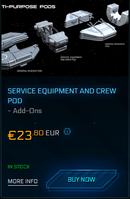 ServiceEquipmentPodSale