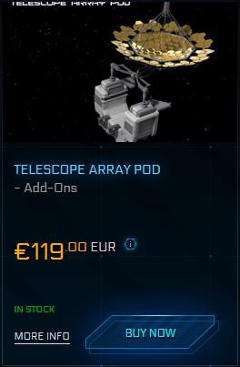 TelescopeArraySale