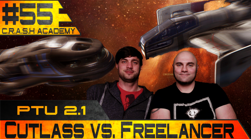Crash / Crash Academy / Cutlass vs. Freelancer