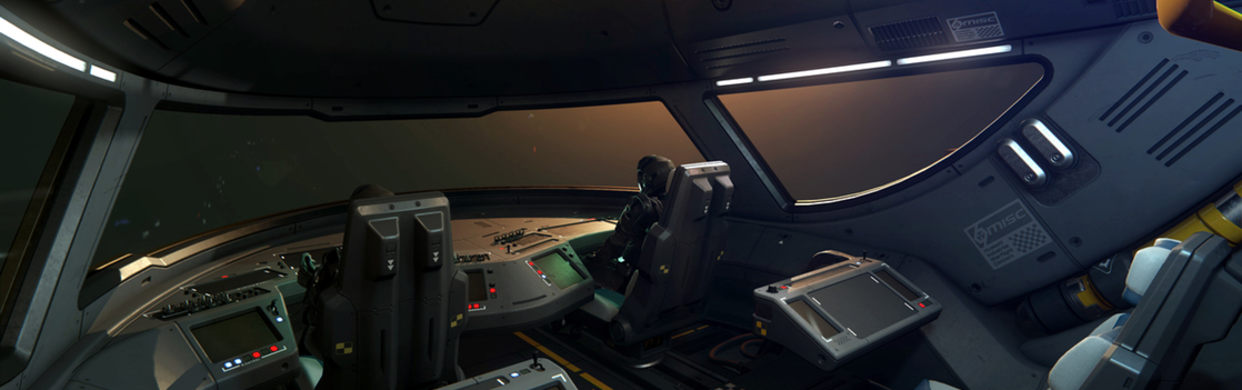 MISC Freelancer Cockpit