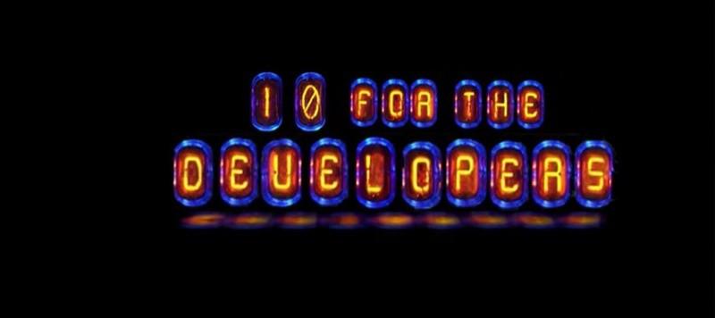 10 for the developers / Entwickler