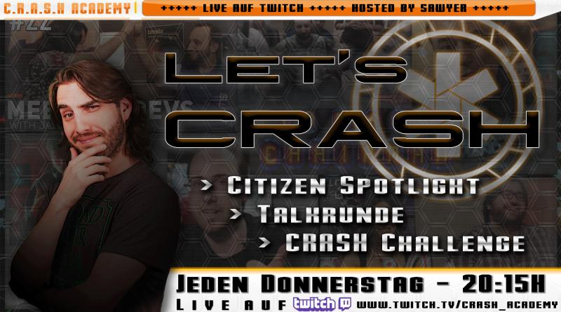 Crash / Let's Crash / Banner