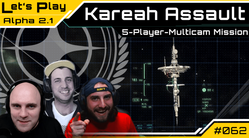 Crash / Lets Play / Kareah Assault