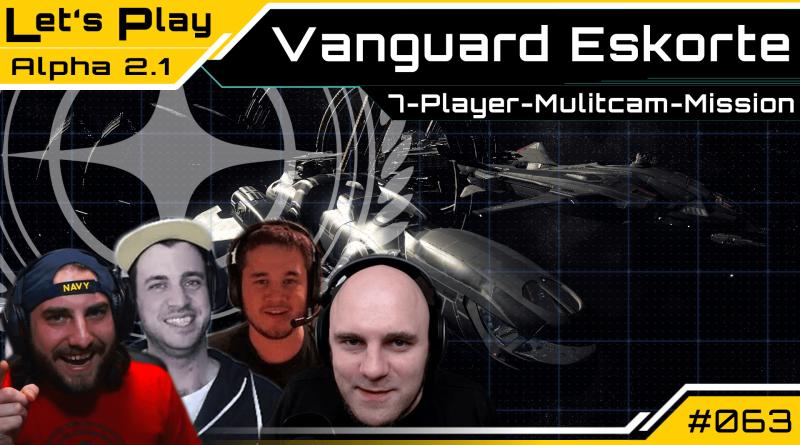 Crash / Lets Play / Vanguard