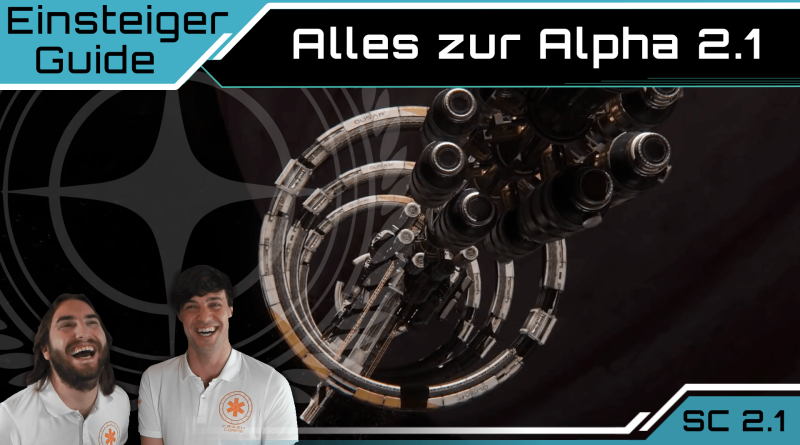 Crash / Einsteiger Guide / Alles zur Alpha 2.1