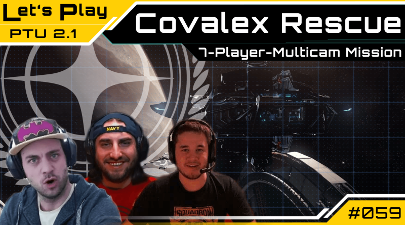 Crash / Let's Play / Covalex Rescue