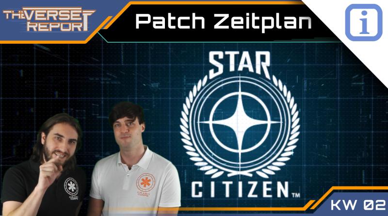 Crash / Verse Report / Patch Zeitplan