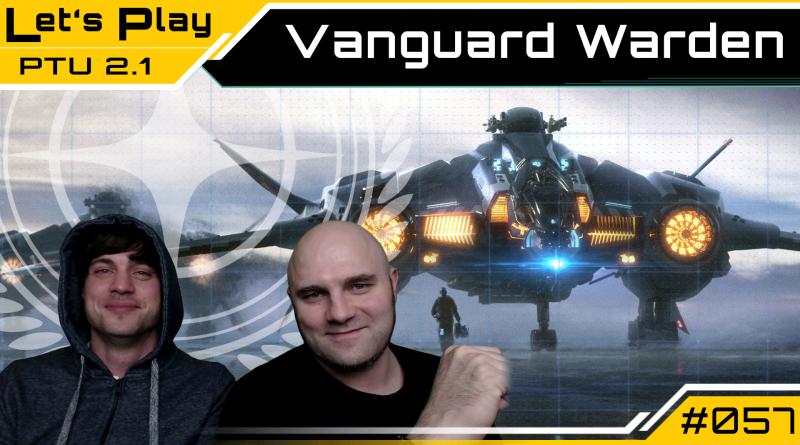 Crash / Let's Play / Vanguard Warden