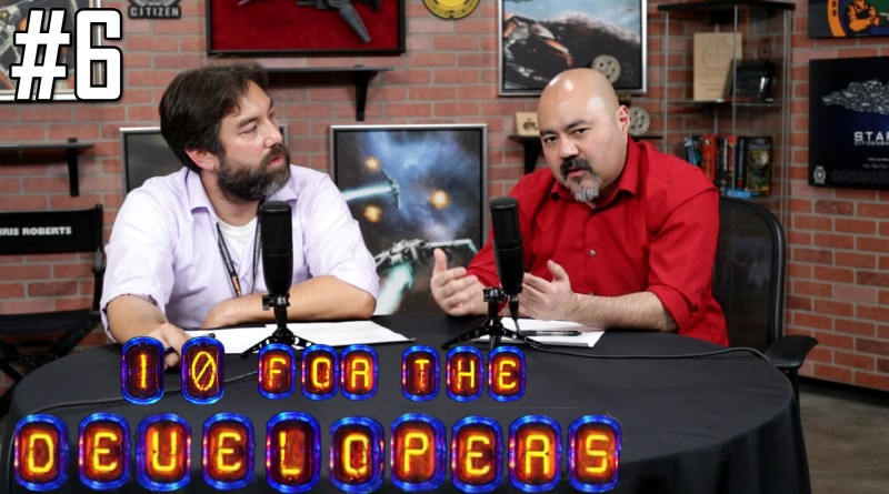 10 for the developers Episode 6 / Kirk Tome / Darian Vorlick