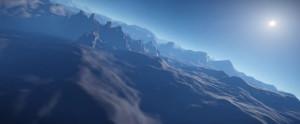 Nyx / Landezone / prozedurale Planeten