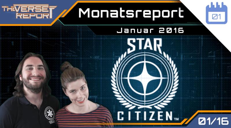 Crash / Verse Report / Monatsreport Januar 2016