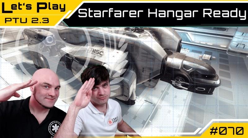 Crash / Let's Play / Starfarer Hangar Ready