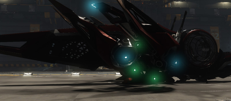 Xi'An Scout Hangar 1