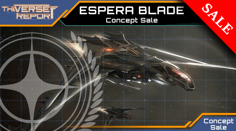 Crash / Verse Report / Esperia Blade