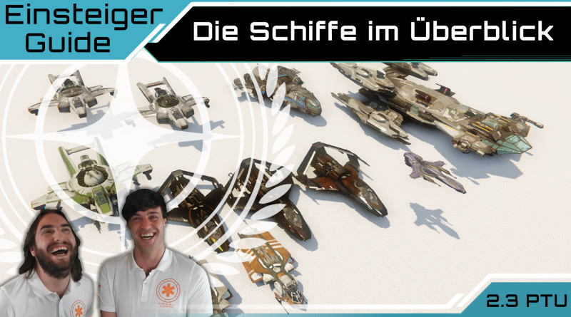 star citizen die schiffe im berblick einsteiger guide starcitizenbase. Black Bedroom Furniture Sets. Home Design Ideas