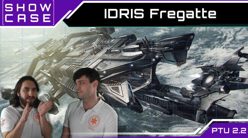 Crash / Showcase / Aegis Idris