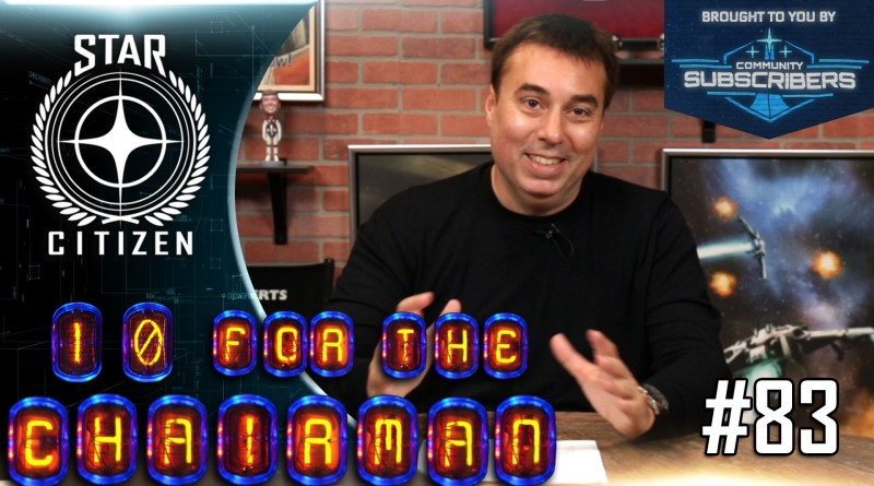 10 for the chairman - Episode 83 / Chris Roberts