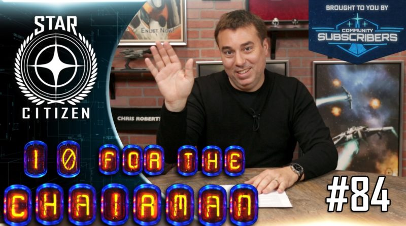10 for the chairman - Episode 84 / Chris Roberts