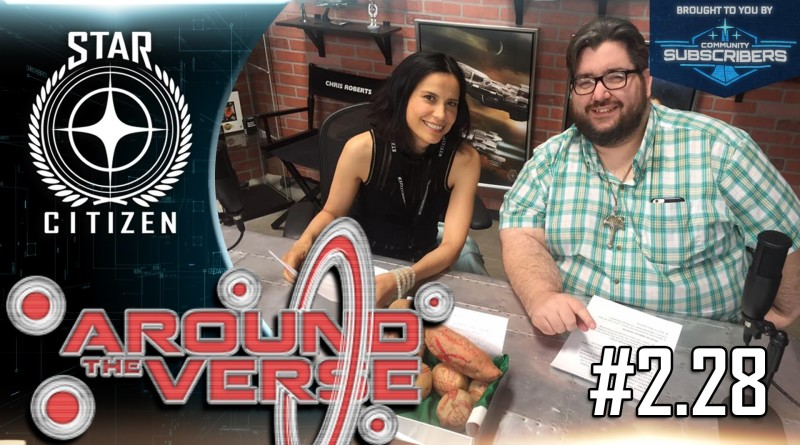 Around the Verse Episode 2.28