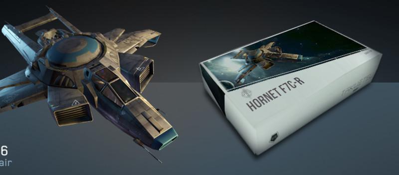 Flairitem April 2016 / Hornet F7C-R