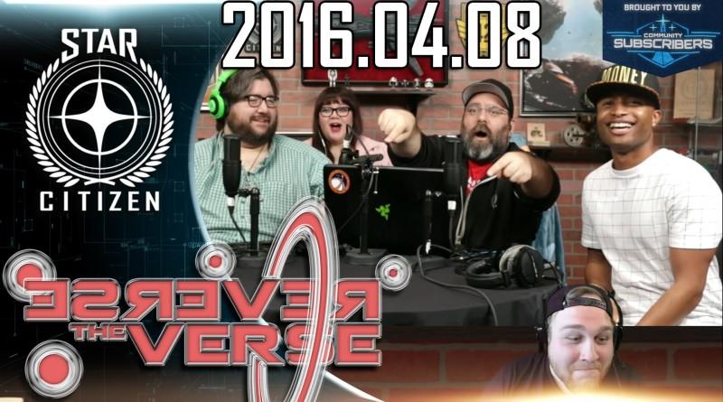 Reverse the Verse / 08.04.2016