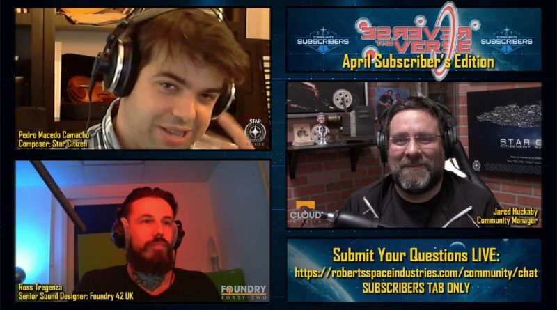 Reverse the Verse Subscriber Edition April 2016