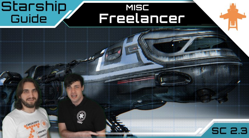 Crash / Starship Guide / Freelancer