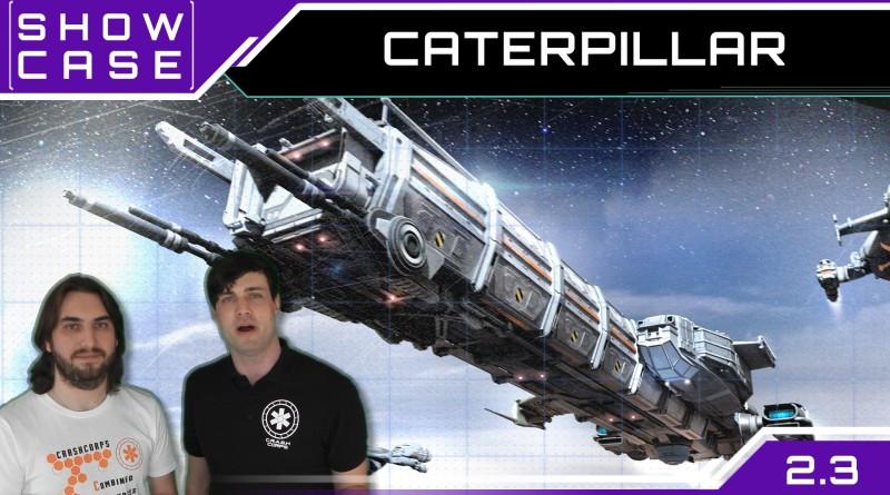 Crash / Showcase / Caterpillar