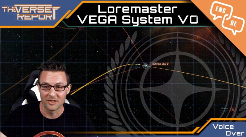 Crash / Verse Report / Loremaster Vega Voice Over