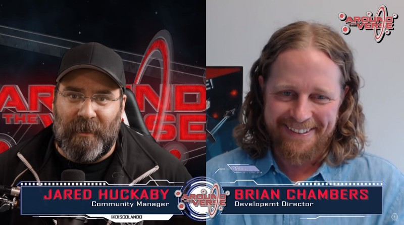 ATV Interview / Brian Chambers