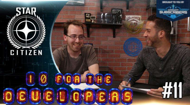 10 for the Developers - Episode 11