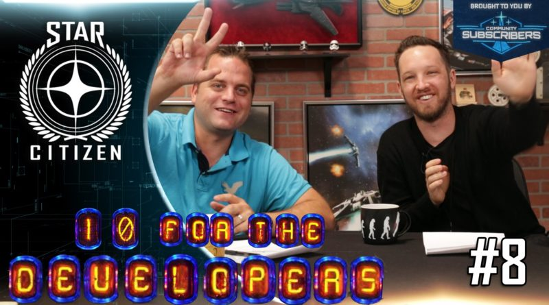 10 for the developers - Episode 8