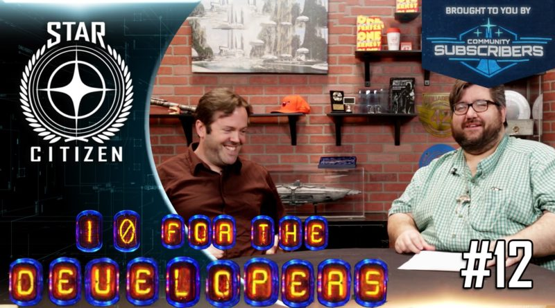10 for the developers - Episode 12