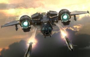 Drake Interplanetary Buccaneer